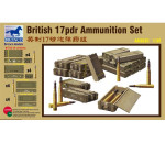 Bronco CBA3535 - British 17pdr Ammunition Set