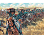 Italeri 6080 - NAPOLEONIC WARS - FRENCH LIGHT CAVALRY