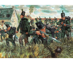 Italeri 6083 - NAPOLEONIC WARS - BRITISH GREEN  JACKETS