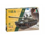 Italeri 7081 - T-55 Medium Bat t le Tank