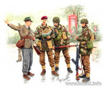 MasterBox 3533 - British Paratroopers WWII Operation Mark