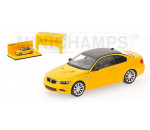 Minichamps 436026320 - BMW M3 COUPE (E92) - 2008 - YE