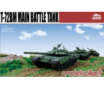 Modelcollect 72015 - T-72 BA Main battle tank