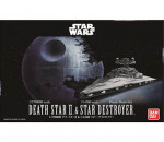 Revell 1207 - Death Star II + Imperial Star Destroyer