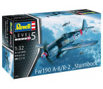 Revell 3874 - Fw190 A-8