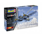 Revell 4972 - Junkers Ju88 A-1 Battle of Britain