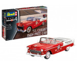Revell 7686 - '55 Chevy Indy Pace Car